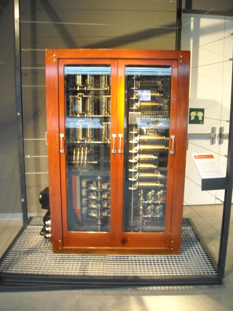 Museo de la Fundación Telefónica en Madrid