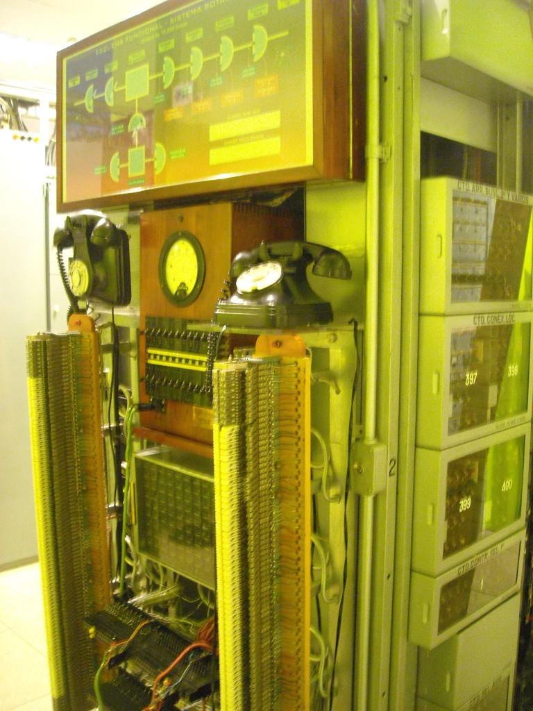 Museo Didáctico de las Telecomunicaciones en La Coruña