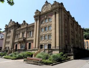 Archivo de la Diputación de guipuzcoa en Tolosa