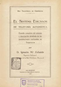 SistemaEricssonTelefoniaAutomatica_1928Portada