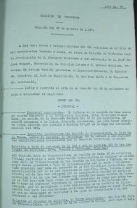 Página Acta nº 27