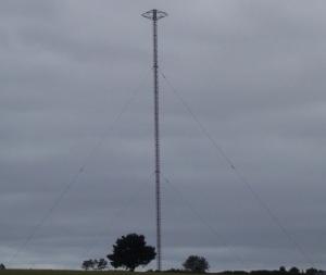 """Las Telecomunicaciones en la Segunda Guerra Mundial: Antenas """"nazis"""" en España"""