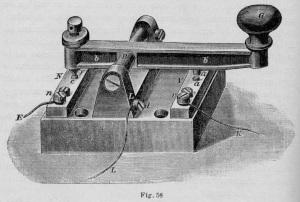 Manipulador Graetz 1926