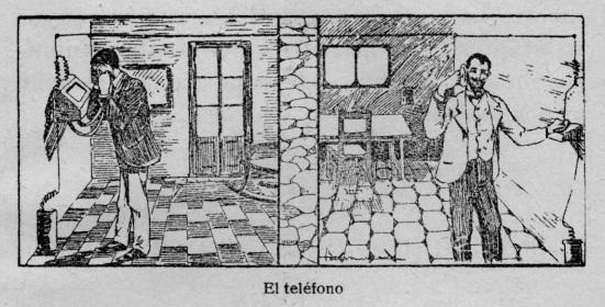 El teléfono Dalmau 1930