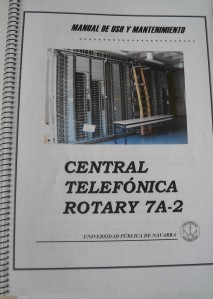 Manual de equipos Rotary UPNA
