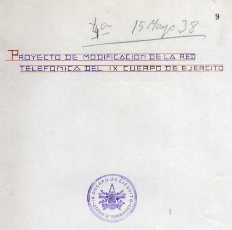 Gobierno de España. Ministerio de Defensa. Archivo General Militar de Ávila. Signatura C810_8 (año 1938)