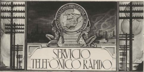 Tarjeta Servicio Telefónico Rápido. Foto Fundación