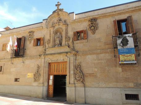 Edificio del CDMH en Salamanca