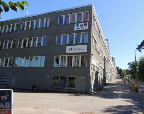 Edificio Archivo Ericsson
