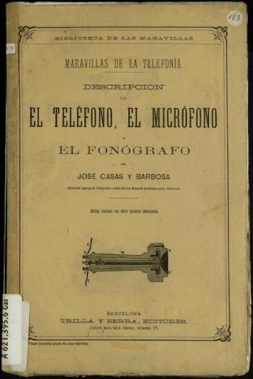 Maravillas Telefonia
