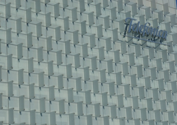 Fachada edificio Distrito Telefónica