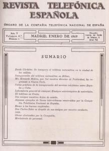 RTE V5 n1 1929