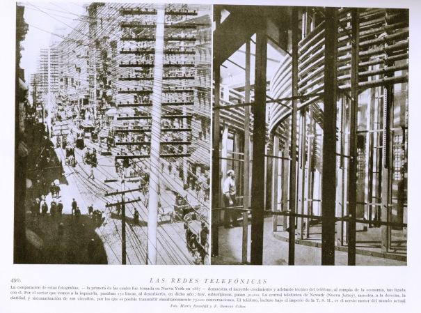 """Lámina 490 """"Mil Aspectos de la Tierra y el Espacio"""" Tomo I, I. Gallach 1959"""