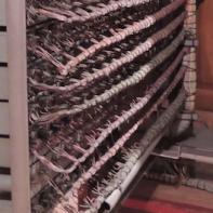 Cableado centralita manual tipo SESA 5572