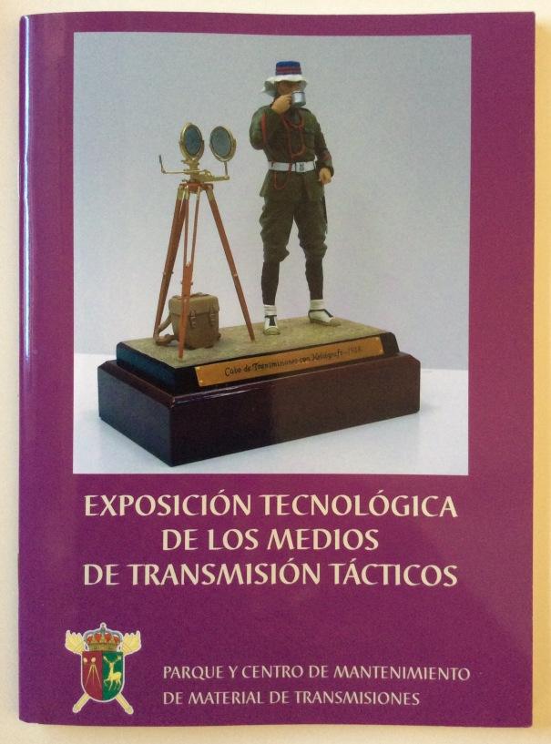 Portada Cuadernillo de la Exposición ed. 2015