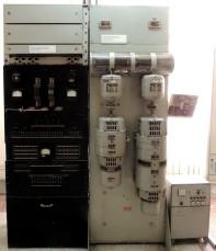Equipo de Fuerza y Generador de tonos y timbres, Casa Kellogs