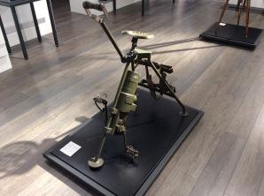 """Generador eléctrico manual """"a pedales"""" TELMAR tipo DIP.2 1910"""