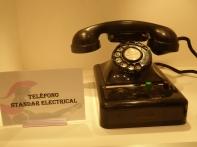 Teléfono Sobremesa Standard Electrica con botonera auxiliar