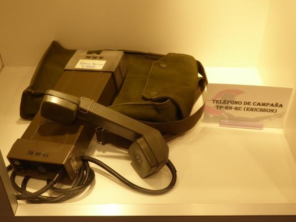 Teléfono de campaña Ericsson TP-6n-RC