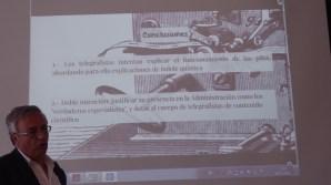 Conclusiones del trabajo de Ángel Toca