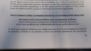Trabajo presentado por Sánchez Miñana