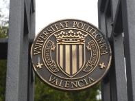 Escudo y lema de la UPV