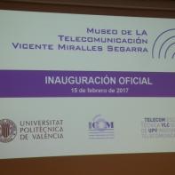 Portada Inauguración del Museo