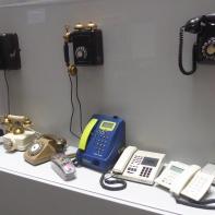 Vitrina aparatos de Telefonía
