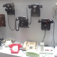 Vitrina aparatosTelefonía