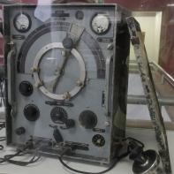 Estación Radiotelefónica y telegráfica portátil Marconi Tipo A