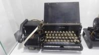 Teletipo traductor Morse Creed perforadora años 1930