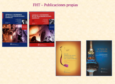 Libros FHT
