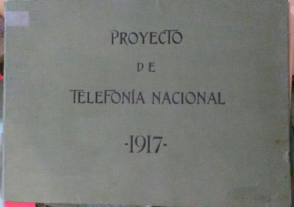 ProyectoTelefoniaNacional1917