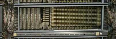 Multiselector y relés de abonado de una central de barras cruzadas Pentaconta