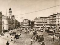 Puerta del Sol hacia 1900. @SecretosdeMadri
