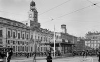 Puerta del Sol 1832. @ungatopormadrid