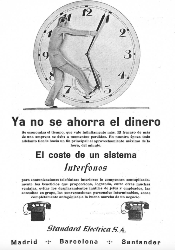 Anuncio SESA RTE 1T 1931