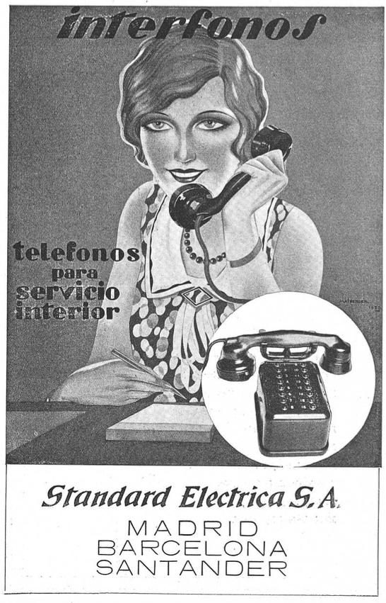 Anuncio SESA RTE Abril 1930