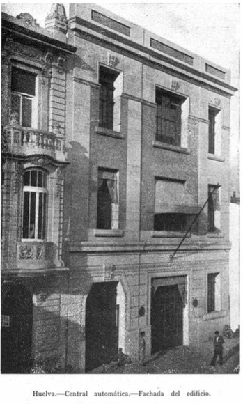 Automatico en Huelva Edificio