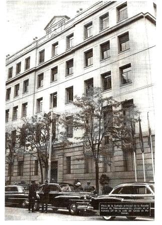 Lugares emblemáticos de la historia de las telecomunicaciones en Madrid