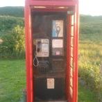 Cabina en Portnalong, isal de Skye, Escocia. Ejemplar sin puerta. Foto Agustín @tinproject