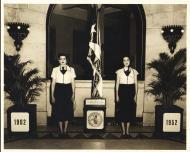 Personal de la Cuban telephone Company, 1952