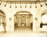 Interior del edificio Águila de la Cuban Telephone Company