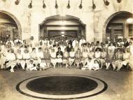 Personal de la Cuban Telephone Company, 1928
