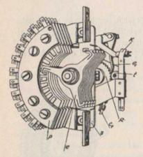 "Preselector Siemens&Haske. Fig. 489 ""Telefonía"" M. Marín Salvat 1939"