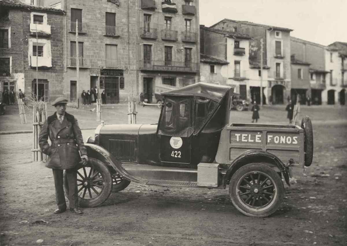 La Camioneta de Teléfonos y la Sublevación de Jaca de 1930