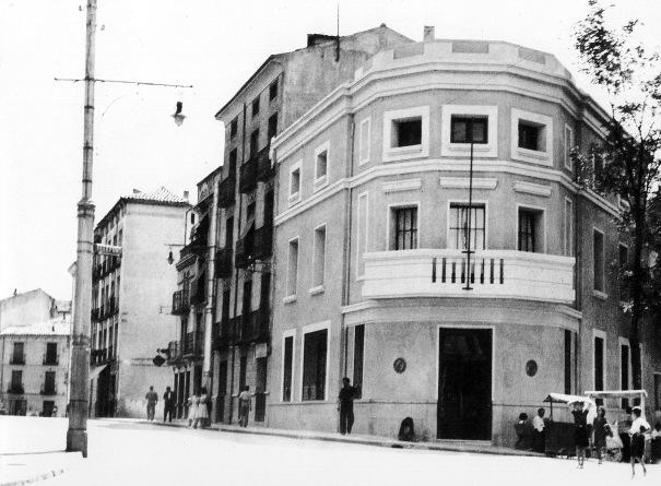 Cuenca 21.-Edificio-de-la-Telefonica-1931