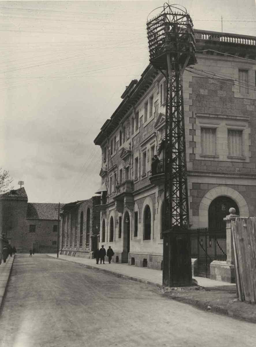 El Teléfono en Cuenca hasta 1975