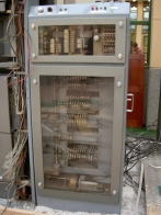 Pentaconta 1000 Reles interruptores lentos