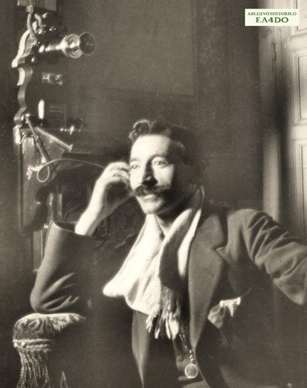 Isidoro Ruiz Ramos-1919 =A.H.EA4DO=